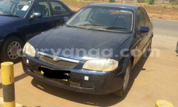 Buy Used Mazda Familia Black Car in Limbe in Malawi