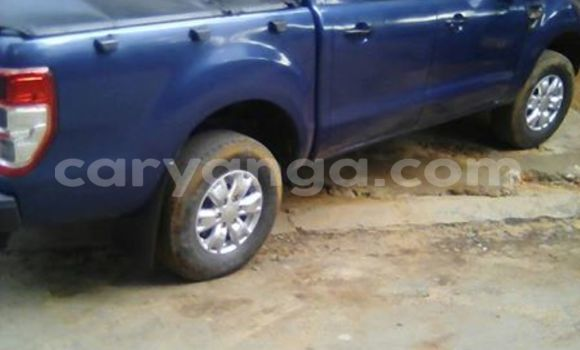 Buy Used Ford Ranger Blue Car in Limbe in Malawi