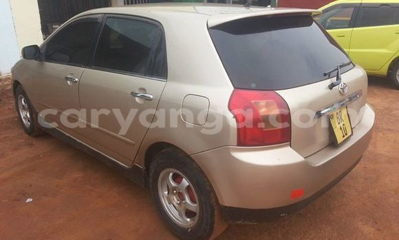 Buy Used Toyota Allex Other Car in Limbe in Malawi