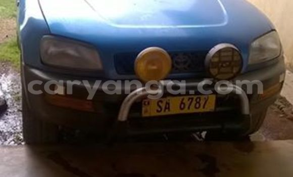 Buy Used Toyota RAV4 Blue Car in Limbe in Malawi
