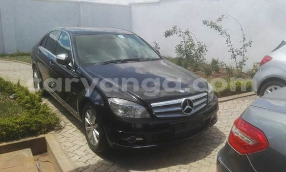 Buy Used Mercedes‒Benz C-Class Black Car in Limbe in Malawi