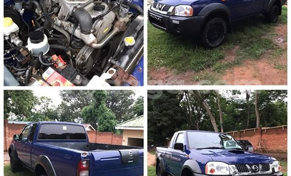 Buy Used Nissan Hardbody Blue Car in Limbe in Malawi