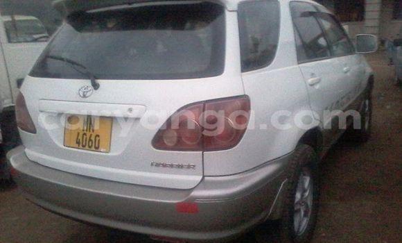 Buy Used Toyota 4Runner White Car in Blantyre in Malawi