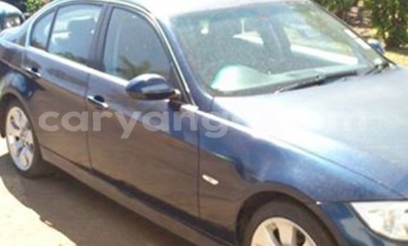 Buy Used BMW 3-Series Blue Car in Limbe in Malawi