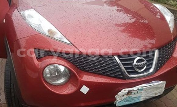 Buy Used Nissan Juke Red Car in Limbe in Malawi