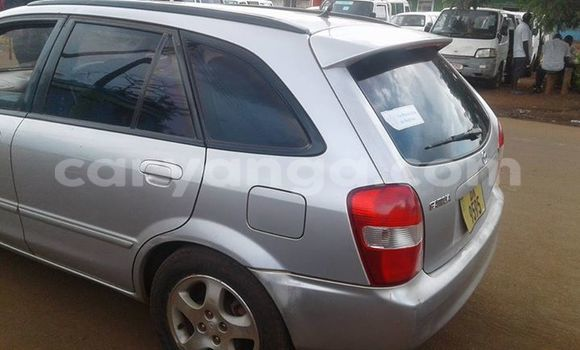 Buy Used Mazda Familia Silver Car in Limbe in Malawi