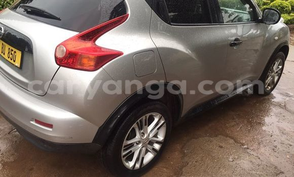 Buy Used Nissan Juke Silver Car in Limbe in Malawi