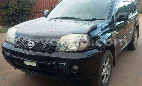 Buy Used Nissan X–Trail Black Car in Limbe in Malawi