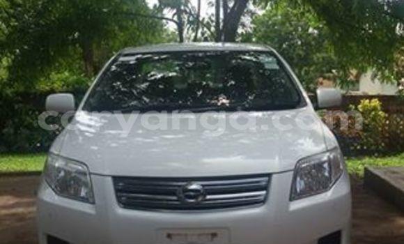 Buy Used Toyota Axio White Car in Limbe in Malawi
