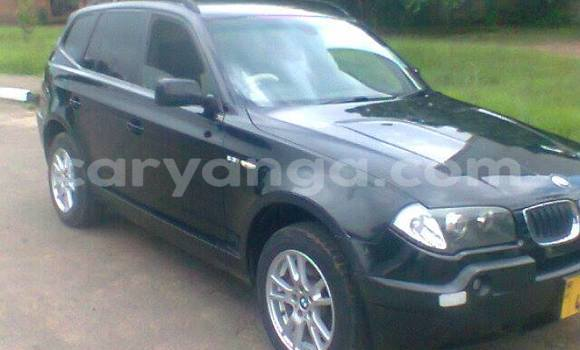 Buy Used BMW X1 Black Car in Limbe in Malawi