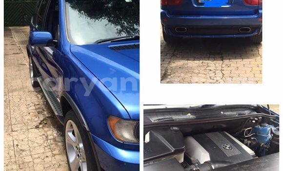 Buy Used BMW X5 Blue Car in Limbe in Malawi