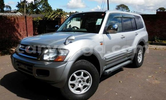 Buy Used Mitsubishi Pajero Silver Car in Limbe in Malawi