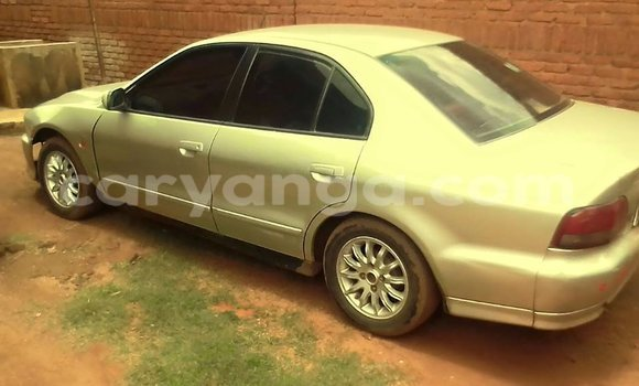 Buy Used Mitsubishi Galant Silver Car in Limbe in Malawi