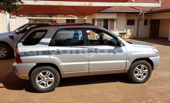 Buy Used Kia Sportage Silver Car in Limbe in Malawi