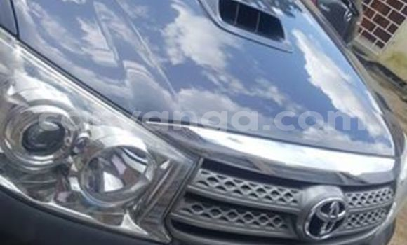 Buy Used Toyota Fortuner Silver Car in Limbe in Malawi