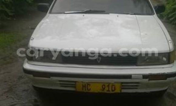 Buy Used Nissan Sunny White Car in Limbe in Malawi