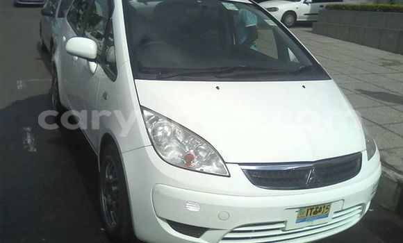 Buy Used Mitsubishi Colt White Car in Limbe in Malawi
