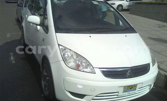 Buy Used Mitsubishi Colt White Car in Limbe in Malawi