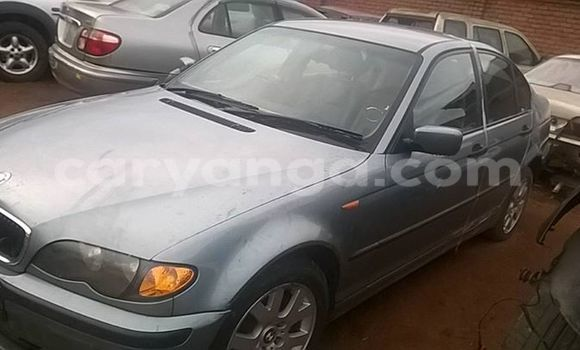 Buy Used BMW 3-Series Silver Car in Limbe in Malawi