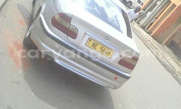 Buy Used BMW 3–Series Silver Car in Limbe in Malawi