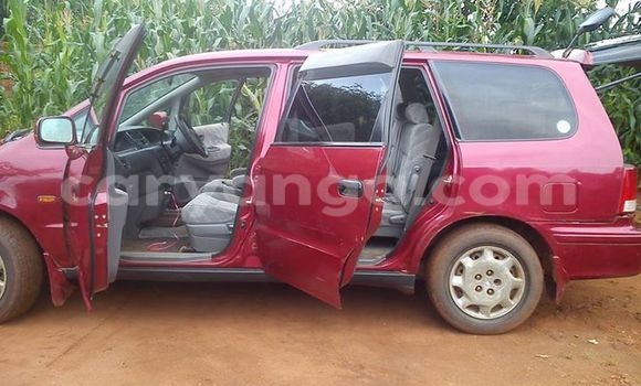 Buy Used Honda Odyssey Red Car in Limbe in Malawi