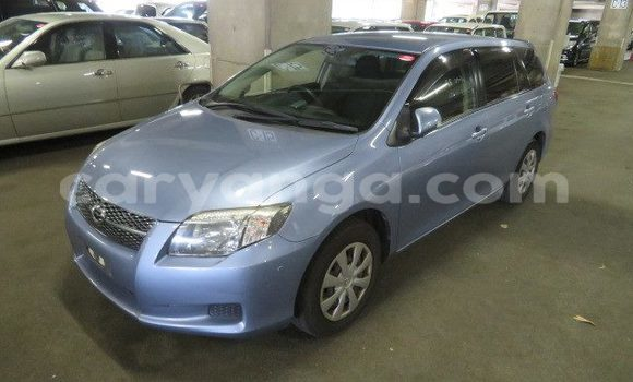 Buy Used Toyota Fielder Blue Car in Limbe in Malawi