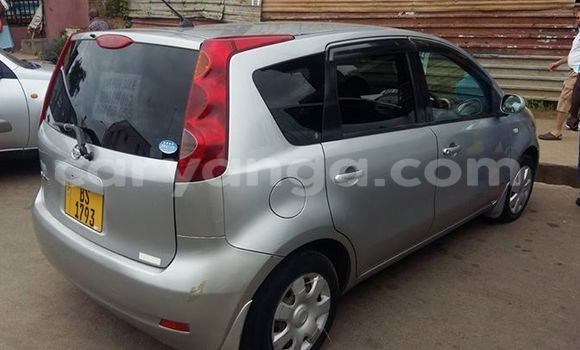 Buy Used Nissan Note Silver Car in Limbe in Malawi