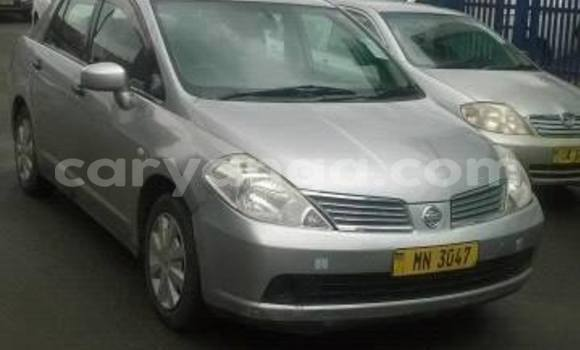 Buy Used Nissan Tilda Silver Car in Limbe in Malawi