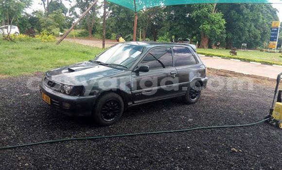 Buy Used Toyota Starlet Black Car in Limbe in Malawi