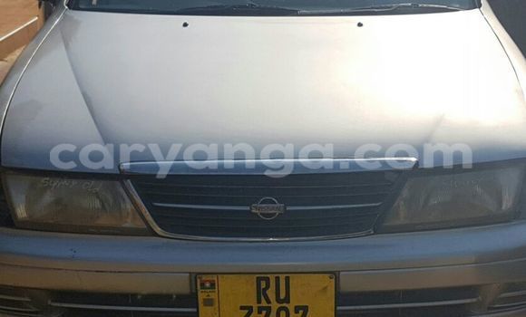 Buy Used Nissan Sunny Silver Car in Blantyre in Malawi