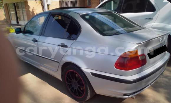Buy Used BMW 3–Series Silver Car in Blantyre in Malawi