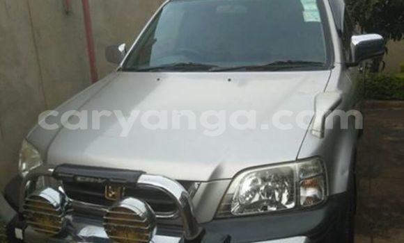 Buy Used Honda CR–V Silver Car in Limbe in Malawi