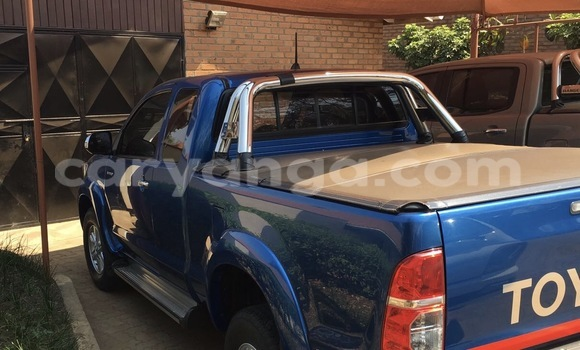 Buy New Toyota Hilux Blue Car in Blantyre in Malawi
