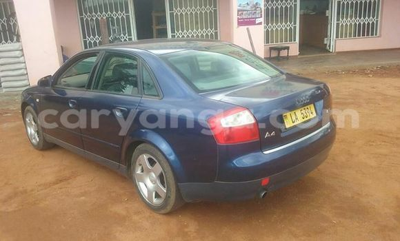 Buy Used Audi A4 Blue Car in Limbe in Malawi