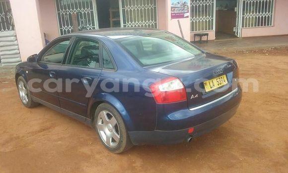 Buy Used Audi A4 Blue Car in Limbe in Malawi
