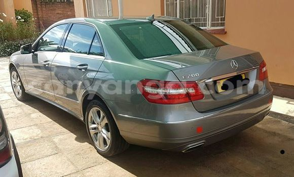 Buy Used Mercedes‒Benz E–Class Silver Car in Limbe in Malawi