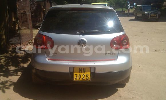 Buy Used Volkswagen Golf Silver Car in Blantyre in Malawi