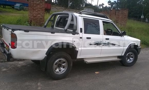 Buy Used Ford Pickup White Car in Limbe in Malawi