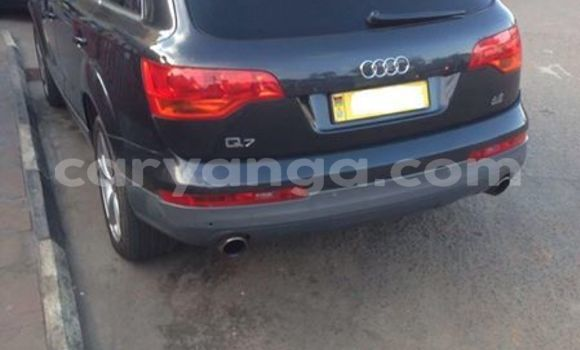 Buy Used Audi Q7 Black Car in Limbe in Malawi