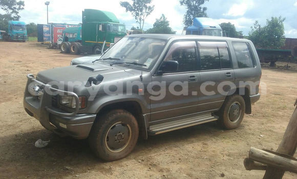 Buy New Isuzu D-MAX Black Car in Lilongwe in Malawi