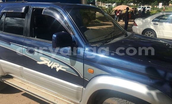 Buy Used Toyota Surf Blue Car in Limbe in Malawi