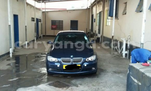 Buy Used BMW 3-Series Blue Car in Blantyre in Malawi