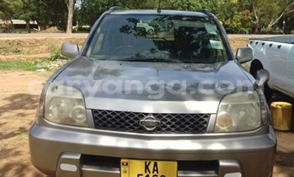 Buy Used Nissan X–Trail Silver Car in Limbe in Malawi