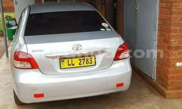 Buy Used Toyota Yaris Silver Car in Lilongwe in Malawi