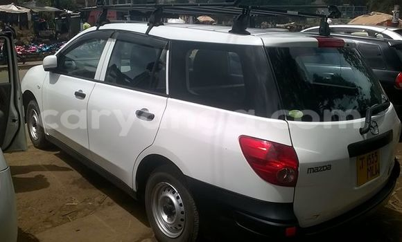 Buy Used Mazda Familia White Car in Limbe in Malawi