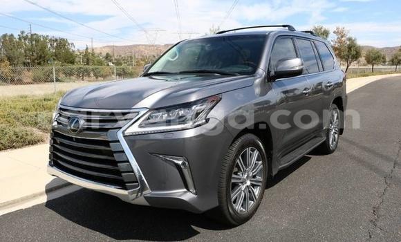 Buy Used Lexus LX Black Car in Limbe in Malawi