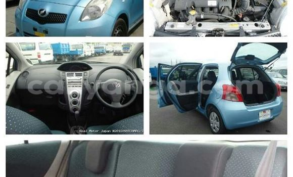 Buy Used Toyota Vitz Blue Car in Limbe in Malawi