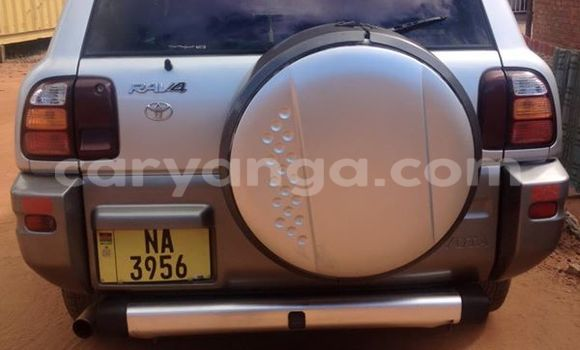 Buy Used Toyota RAV4 Silver Car in Limbe in Malawi
