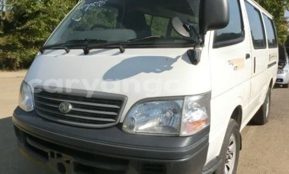 Buy Used Toyota 4Runner White Car in Limbe in Malawi