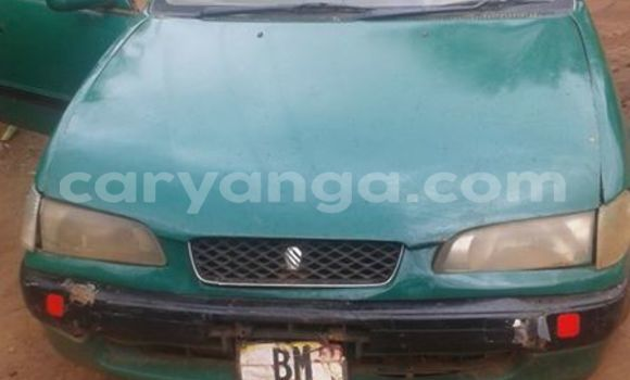 Buy Used Toyota Corolla Green Car in Limbe in Malawi
